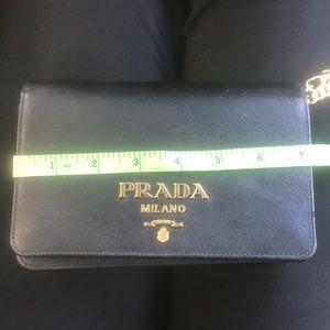 11cef3ce3041 Prada Bags | Selling My Borsa Port Saffiano Lux Purse In Nero | Poshmark